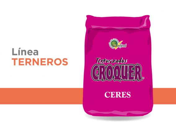 Alimento Balanceado Texturizados Croquer Ceres