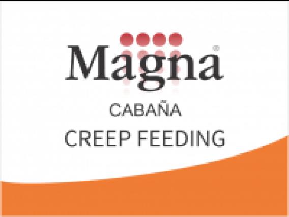 Alimento Completo Magna Cabaña Creep Feeding