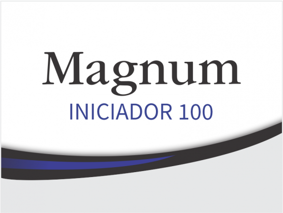 Alimento Concentrado Magnum Iniciador 100