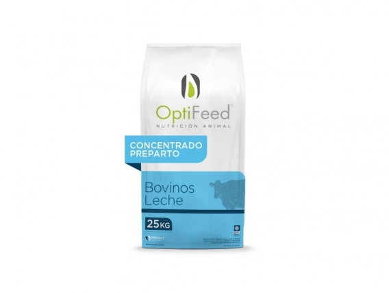 Concentrado OptiFeed Leche Preparto