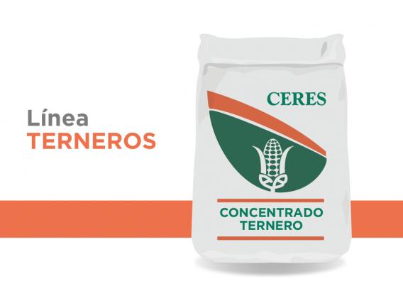 Alimento Concentrado Ternero Ceres