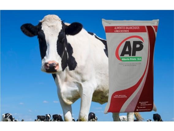 Alimento Balanceado Vaca Lechera 16% - Alberto Prieto