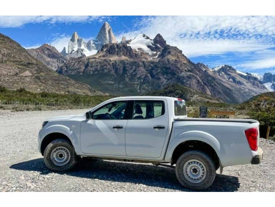 Alquiler Camioneta Nissan Frontier Bariloche