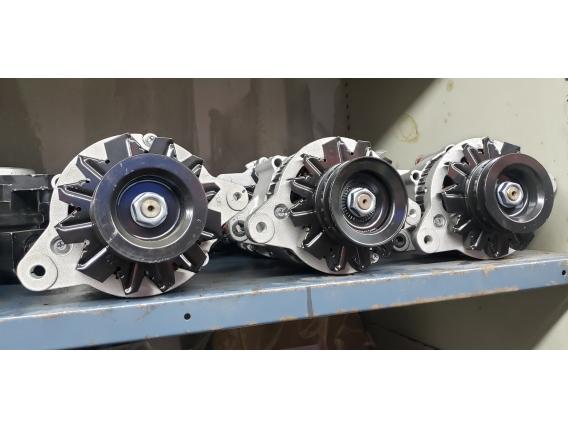 Alternador Para Motor Hyundai D4Bb