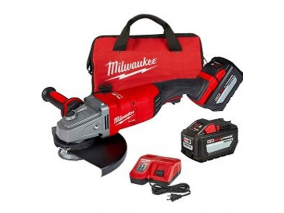 Amoladora Angular A Bateria Milwaukee 7/9 Fuel 2785-259