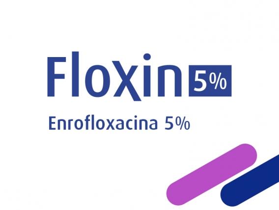 Antibiótico Enrofloxacina 5