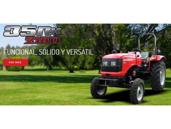 Tractor Apache Solis 35 Rx