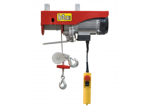 Aparejo Electrico BTA 100/ 200 Kg 903003