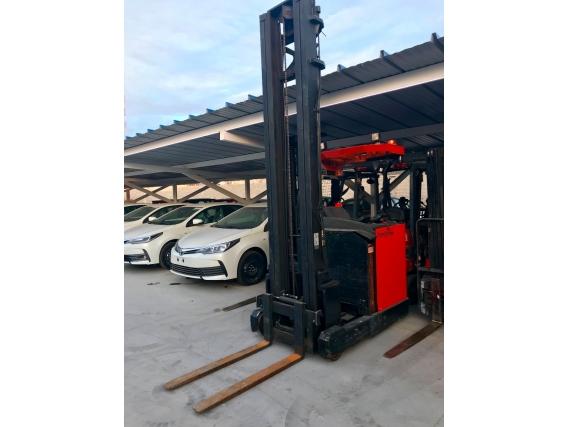 Apilador Eléctrico Toyota Reech Bt Reflex