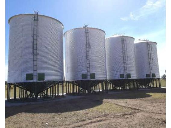 Aproveche Nuestras Ofertas.silos Aereos De 10 A 10 Tne