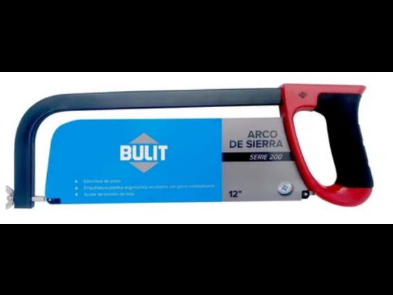 Arco De Sierra Bulit Serie 200 + Hoja De Sierra 12