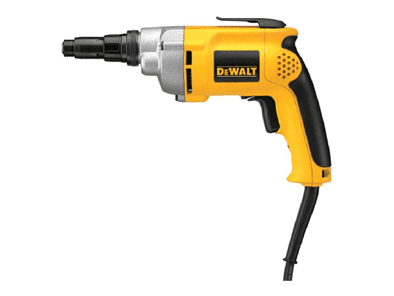Atornillador Alto Torque Con Embrague Regulable Dewalt