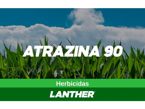 Herbicida Atrazina 90 - Lanther