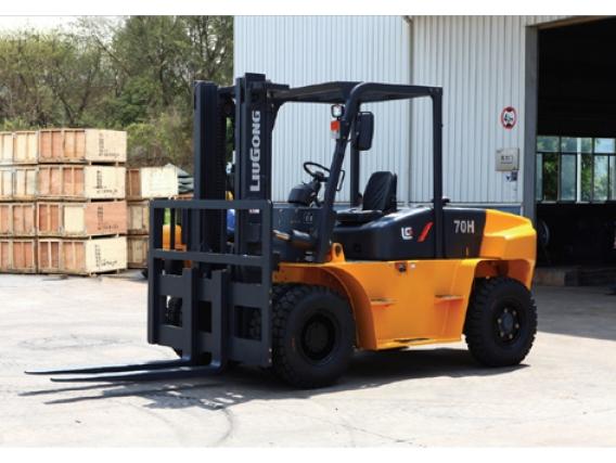 Autoelevador Diesel Liugong Clg 2070H