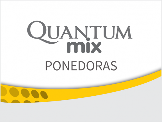 Suplemento Quantum Mix Ponedoras