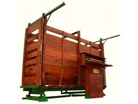 Báscula Para Hacienda De 1500kg Latorre