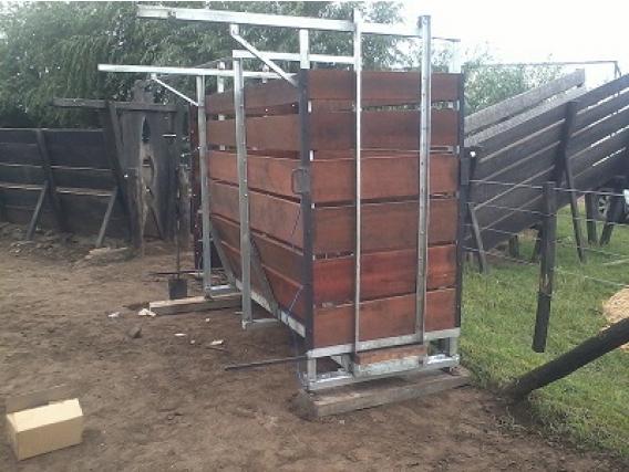 Bacula De Hacienda Y Cerdos Con Trazabilidad