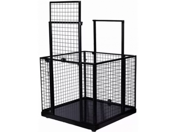 Balanza Con Puertas Y Jaula Distribal Cerdos