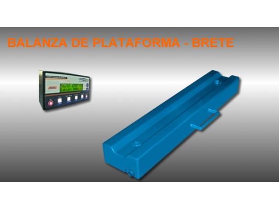 Balanza De Plataforma - Brete Guajardo MGB-150