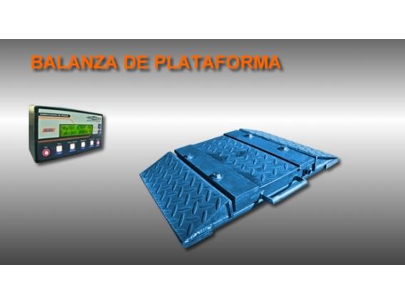 Balanza De Plataforma Guajardo MGB-200