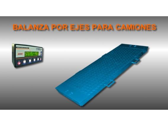 Balanza Para Camiones Guajardo MGB-250
