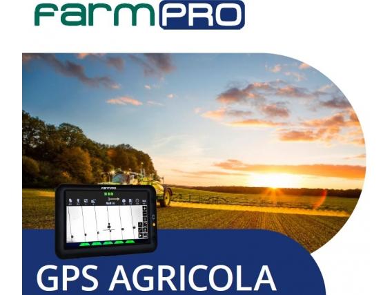 Mapeador Banderillero Satelital Farmpro Pro7