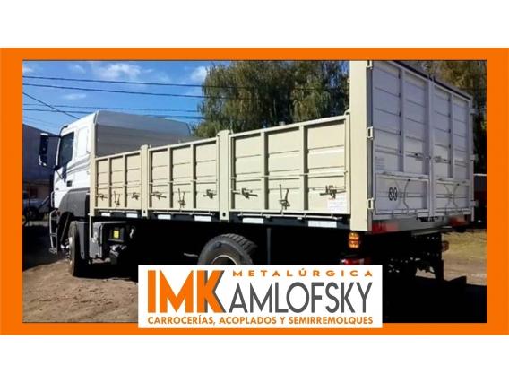 Baranda Volcable Metalúrgica Kamlofsky