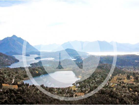 Bariloche 24 Ha, Cercano A Llao Llao Y Laguna El Trébol