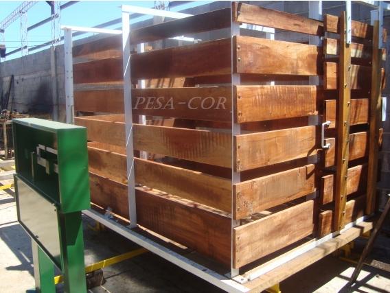 Bascula Capacidad 2.000 Kg Mecánica