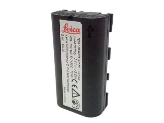 Batería Leica GEB211
