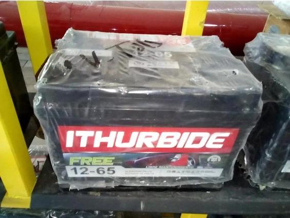 Bateria Ithurbide Termo 65 A. 12V.a.ac Derecha