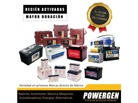 Bateria Joven - Autos, Motos, Embarcaciones, Ciclo Prof