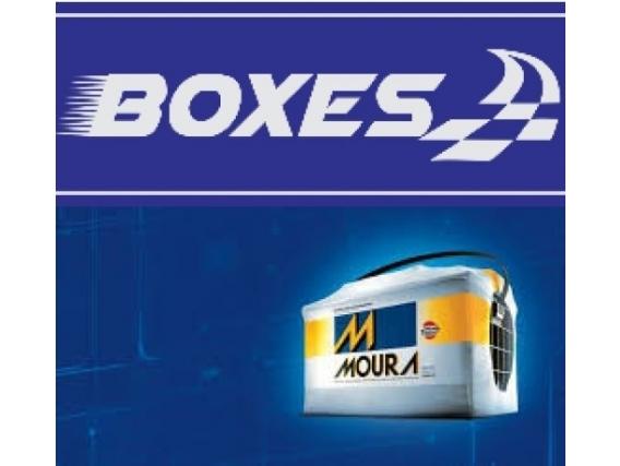 Bateria Moura 12X110 Me100Ha