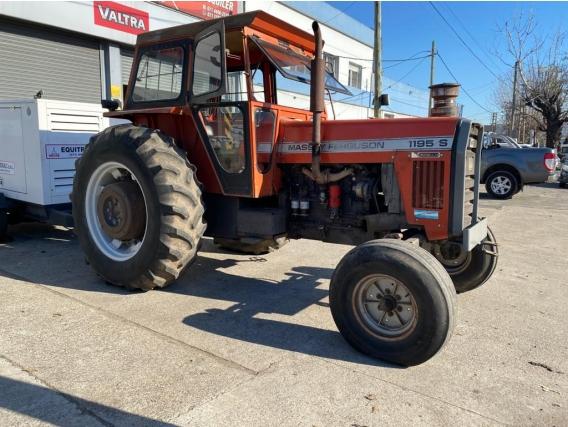 Tractor Massey Ferguson 1195 - Año 1995