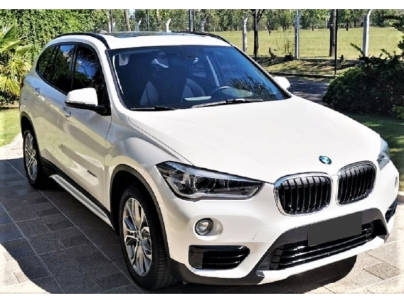 Bmw X1 2.0I Xsrive Sport Impecable Financio 5 Anual