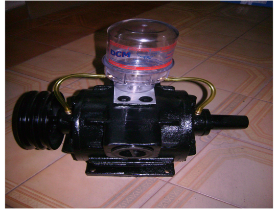 Bomba Dcm De 1100 Lts.