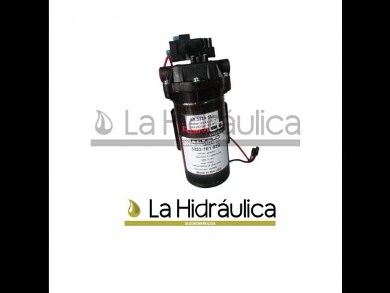 Bomba De Agua Remco Presión Regulable 12V 8.3Lts 4 Bar