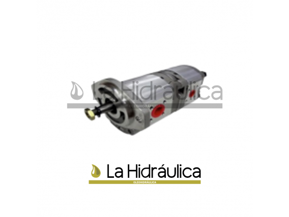 Bomba Rexroth P/ Cosechadora New Holland Tc55 - Tc57