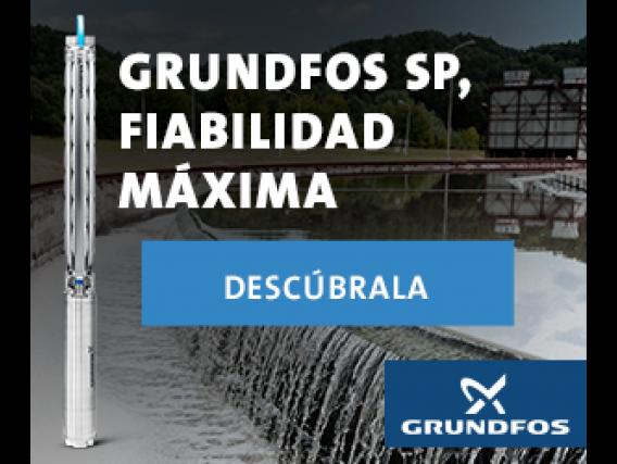 Bomba Sumergible Grundfos Sp 125-4 - Pozo Profundo