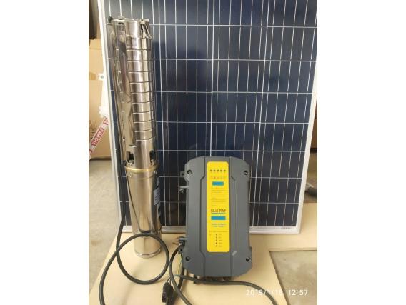 Bombeo Solar Híbrido