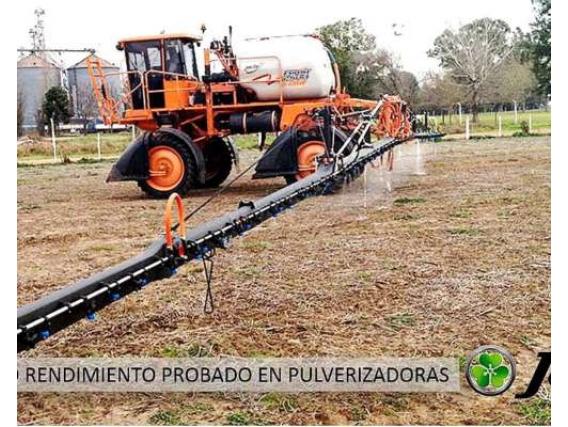 Botalones De Fibra De Carbono King Agro