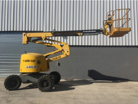Brazo Articulado Diesel 4X4 16M Ha16X Hulotte Jlg