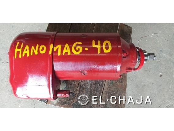 Burro De Arranque De Tractor Hanomag 40