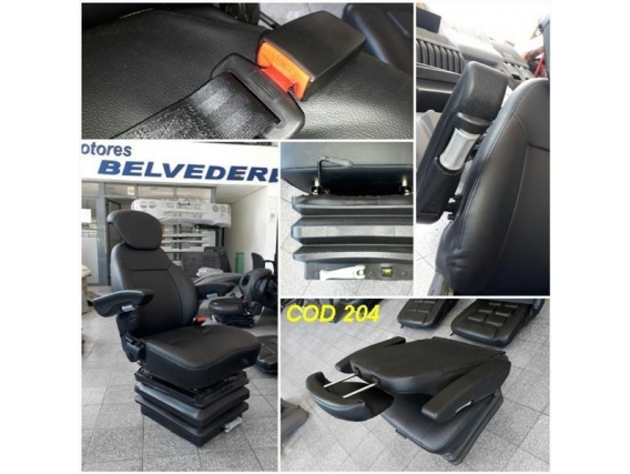 Butaca Hidráulica Maximo Confort Belvedere