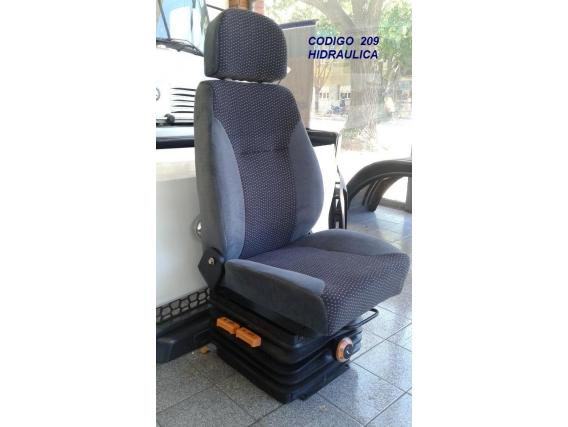 Butaca Hidráulica Operador Scania / M.benz Máxi Confort