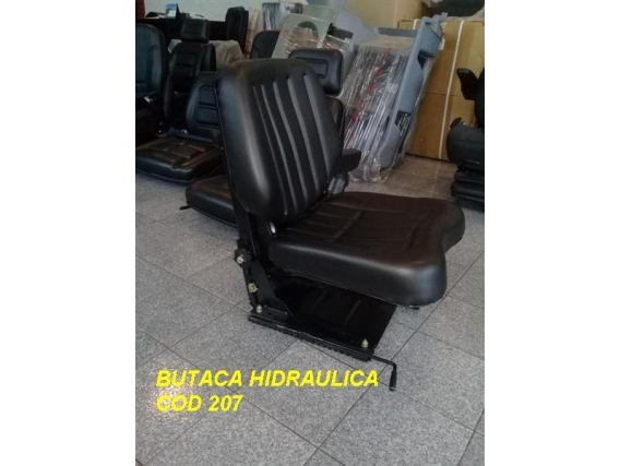 Butaca Hidraulica Agricolavial Cod 207