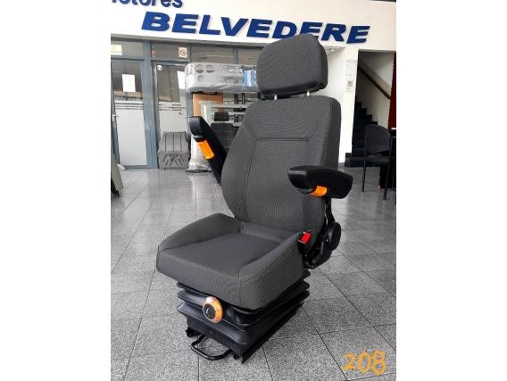 Butaca Hidraulica Operador Maximo Equipamient Belvedere