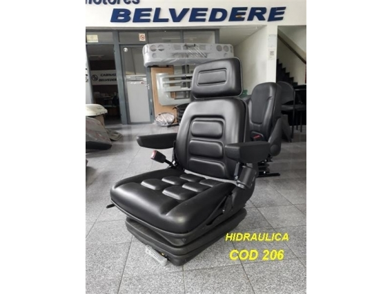 Butaca Operador Hidraulica Maximo Equipamient Belvedere
