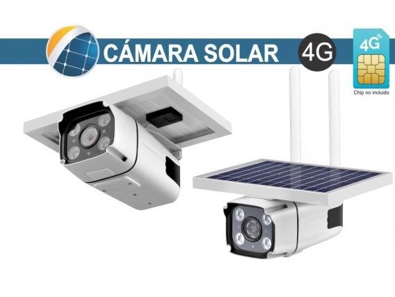 Cámara Solar Seif Energy YN88-4G 4G De Seguridad/vigilancia