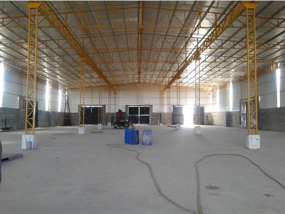 Cañuelas, Zona Industrial, Nave A Estrenar 2628M2 Cub.